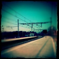 Photo taken at RENFE Cardedeu by Marty S. on 2/29/2012