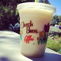 Photo taken at Dutch Bros. Coffee by Ashley E. on 6/1/2012