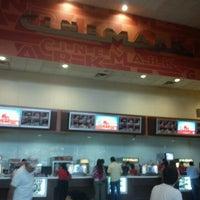 Photo taken at Cinemex Mirador by Horacio P. on 7/28/2012