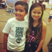 Photo taken at Anne & William Hedenkamp Elementary by Mayrita C. on 8/30/2012