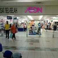 Photo taken at AEON Bukit Raja Shopping Centre by Arifin J. on 6/2/2012