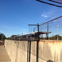 Photo taken at PATCO: Ashland Station by Jeff K. on 6/5/2012