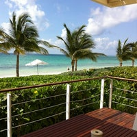 Photo taken at Blue Diamond Riviera Maya by Daniel C. on 7/10/2012