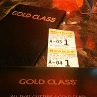 Photo taken at Gold Class Lounge @ VivoCity by candy g. on 8/18/2012