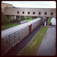 Photo taken at University of Akron by Austin T. on 9/4/2012