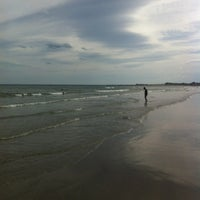 Photo taken at Hampton Beach State Park by Sora on 4/15/2012