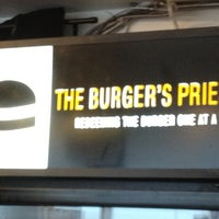 Photo taken at The Burger's Priest by Kyle D. on 6/1/2012