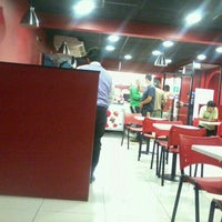 Photo taken at Telepizza by Helena D. on 2/6/2012