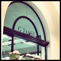 Photo taken at Palazzo del Freddo di Giovanni Fassi by Valentina D. on 6/1/2012