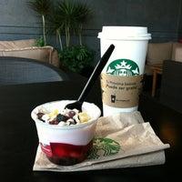 Photo taken at Starbucks by Gilberto V. on 2/29/2012