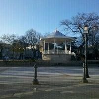Photo taken at Alameda Arquitecto Sesmeros by luis c. on 3/19/2012