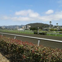 Photo taken at Golden Gate Fields by Connie S. on 5/27/2012
