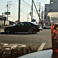 Photo taken at Starbucks Coffee つくば店 by Ken H. on 4/8/2012