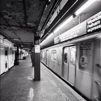 "Photo taken at MTA Subway - Prince St (N/R) by Joseph ""KWEST"" C. on 5/13/2012"