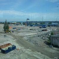 Photo taken at Kalasatama / Fiskehamnen by Tomi H. on 7/1/2012