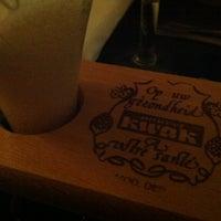 Photo taken at Belgian Beer Café Brussels by Thomas J. on 6/29/2012