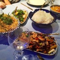 Photo taken at Sukhothai by Benoit L. on 8/23/2012