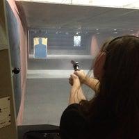 Photo taken at Deb's Gun Range by Randy F. on 9/9/2012