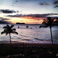 Photo taken at The Westin Maui Resort & Spa, Ka'anapali by Shawn H. on 2/25/2012