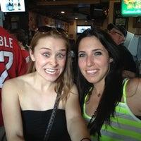 Photo taken at Mahaffey's Pub by Katherine C. on 4/14/2012