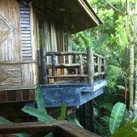 Photo taken at Phu Pha AoNang Resort & Spa by Pranan P. on 3/24/2012