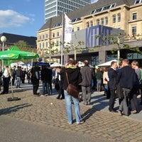 Photo taken at KIT - Kunst im Tunnel by Denise E. on 5/13/2012