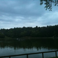 Photo taken at Parco Lago Nord by Matteo L. on 7/7/2012