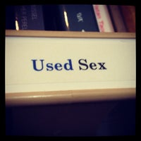 Photo taken at Unnameable Books by Christopher E. on 4/28/2012