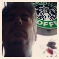 Photo taken at Starbucks by Brian W. on 5/30/2012