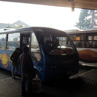 Photo taken at Terminal de Buses Osorno by Camilo R. on 4/25/2012