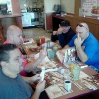 Photo taken at Denny's by Bob H. on 3/22/2012