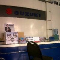 Photo taken at Suzuki Batanghari by arlan p. on 4/20/2012