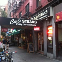 Photo taken at Carl's Steaks by Syruama R. on 7/1/2012