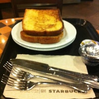 Photo taken at Starbucks Coffee by Hazel M. on 3/25/2012