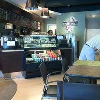 Photo taken at Cofftea cafe by Joe R. on 4/7/2012