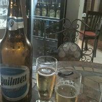 Photo taken at Trem Expresso Café e Bistrô by Bruno S. on 6/25/2012