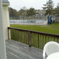 Photo taken at Brewster Green Resort by Chuck P. on 5/4/2012