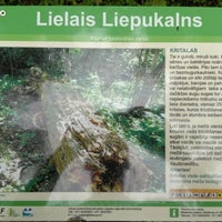 Photo taken at Liepu Kalns by Deniss S. on 8/25/2012