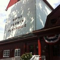 Photo taken at Bucks County Playhouse by Paul B. on 7/31/2012