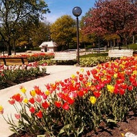 Photo taken at Freimann Square by Tyler K. on 4/7/2012