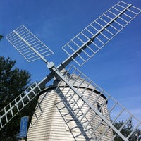 Photo taken at Judah Baker Windmill by Amanda C. on 8/24/2012