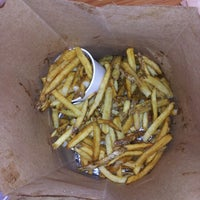 Photo taken at Five Guys by Michael F. on 9/9/2012