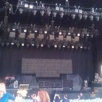 Photo taken at Toyota Amphitheatre by Melissa M. on 10/15/2011