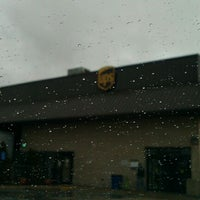 Photo taken at UPS Nassau Hub by andrew on 1/12/2012