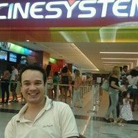 Photo taken at Cinesystem by Leonardo L. on 10/6/2011