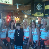 Photo taken at Hooters by Brian R. on 8/29/2011