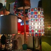 Photo taken at Foam Café & Gallery by Jules B. on 12/17/2011