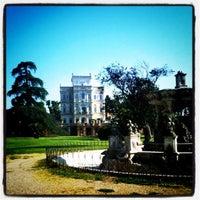 Photo taken at Villa Doria Pamphilj by Agnese M. on 6/2/2011