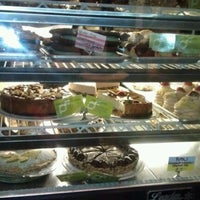 Photo taken at Peacefood Cafe by Jeannine Y. on 11/3/2011