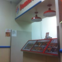 Photo taken at Domino's Pizza by Kimberley K. on 12/1/2011